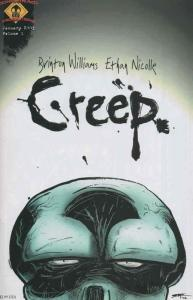 Creep #1 VF/NM; Conspiracy | save on shipping - details inside