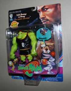 Michael Jordan Space Jam: Lola Bunny vs Bang Figure MOC  1996