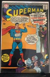 Superman #185 (1966)