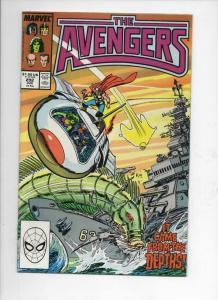 AVENGERS #292, VF, Captain, Thor, Sub-Mariner, 1963 1988, more Marvel in store