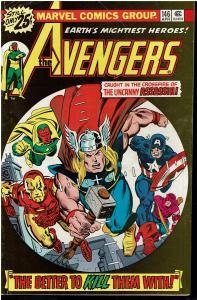 Avengers #146, 5.0 or Better