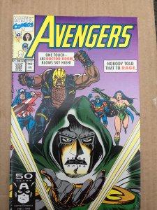 Avengers #333