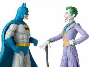 DC Comics Batman and Joker Statue by Jim Shore In Stock NIB
