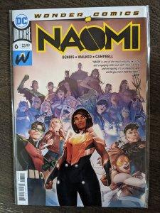 Naomi #6 (2019)