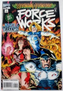 Force Works #7 (VF/NM) Hearts Of Darkness! No Reserve! 1¢ auction!