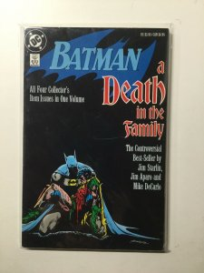 Batman A Death In The Family Tpb Sc Softcover Fine Fn 6.0 Dc Comics