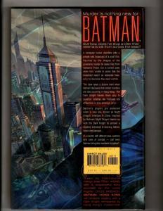 Batman Hong Kong HARDCOVER DC Comics Graphic Novel Gotham Joker Robin Bane SM8