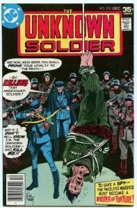 Unknown Soldier 210 Dec 1977 VF- (7.5)