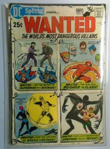 DC Special #8, Joker + Lex Luthor 4.0 (1970)