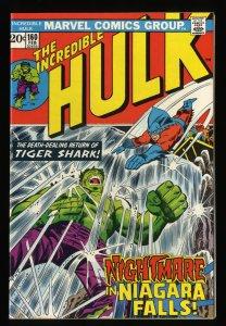 Incredible Hulk (1968) #160 FN/VF 7.0 Marvel Comics