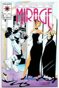 Second Life of Doctor Mirage #6 (Valiant, 1994) VF/NM