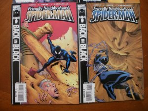 4 Near-Mint Marvel Comic: FRIENDLY NEIGHBORHOOD SPIDER-MAN #15 17 18 19 Sandman