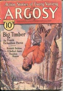 ARGOSY-AUG 22 1931--H BEDFORD-JONES-HULBERT FOOTNER--RADIO PIRATES--PULP THRILLS