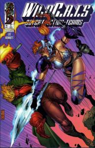 WildC.A.T.s #19 VF/NM; Image | save on shipping - details inside