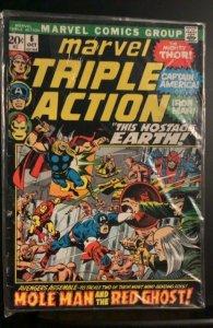 Marvel Triple Action #6 (1972)