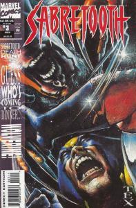 Sabretooth #3 VF/NM; Marvel   save on shipping - details inside