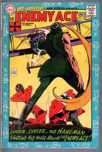 STAR SPANGLED WAR STORIES #139-1968-DC WAR COMIC-SILVER AGE-VG-ENEMY ACE VG