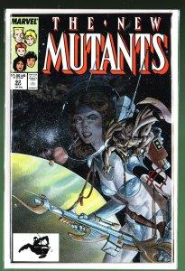 The New Mutants #63 (1988)