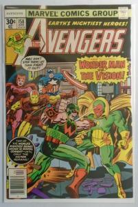 Avengers (1st Series) #158, 6.0/FN (1977)