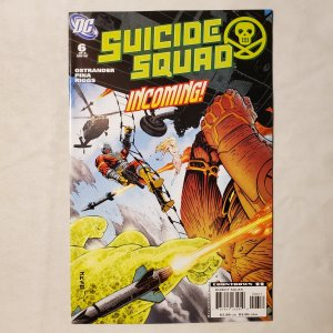 Suicide Squad 6 Very Fine- Cover by John K. Snyder