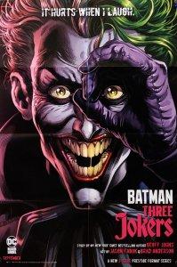 Batman Three Jokers #3 Folded Promo Poster (24 x 36) New! [FP42]
