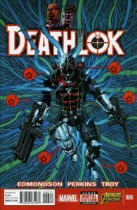 Deathlok (5th Series) #6 VF/NM; Marvel | save on shipping - details inside