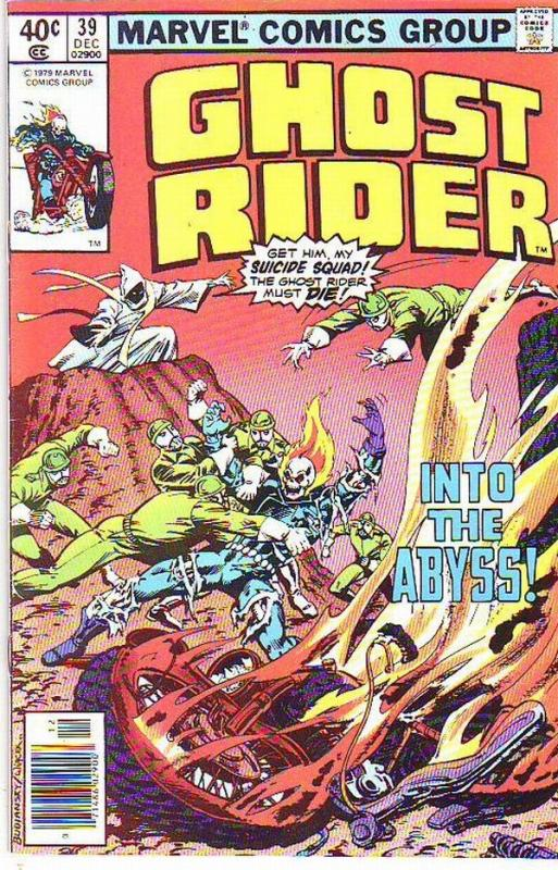 Ghost Rider, The #39 (Dec-79) VF/NM+ High-Grade Ghost Rider
