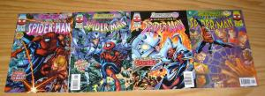Spider-Man: Revelations #1-4 VF/NM complete story - the end of the clone saga