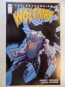 ASTOUNDING WOLFMAN # 3