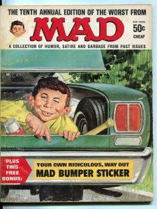 Worst From Mad-Magazine-10-1967-Mort Drucker-Don Martin-David Berg