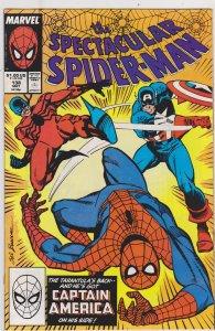 Spectacular Spider-Man #138