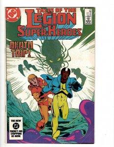 Tales of the Legion of Super-Heroes #317 (1984) J609