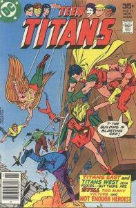 Teen Titans (1966 series) #51, VF-