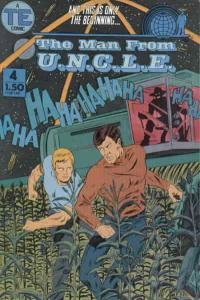 Man from U.N.C.L.E., The (2nd Series) #4 FN; Entertainment | save on shipping -
