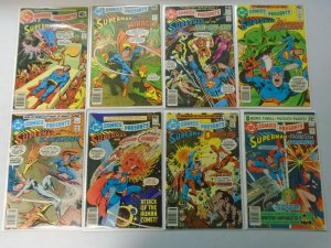 DC Comics Presents lot 30 different from #7-57 avg 6.0 FN (1979-83)