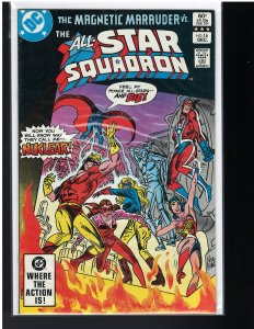 All-Star Squadron #16 (DC, 1982) NM-