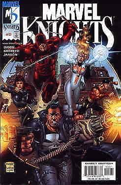 Marvel Knights #2A VF/NM; Marvel | save on shipping - details inside