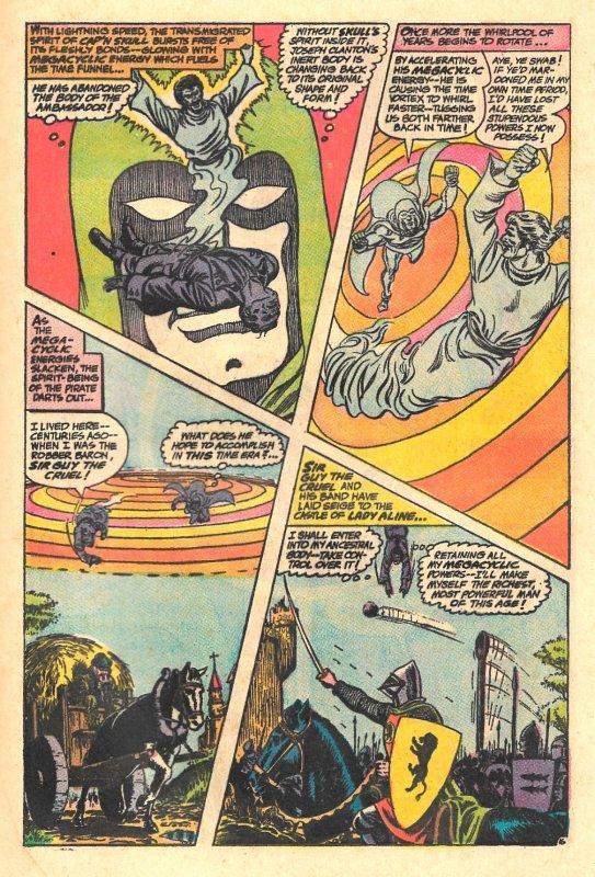 Silver Age THE SPECTRE! #1 (Nov 1967) 8.5 VF+ ★ Gardner Fox!  Murphy Anderson!