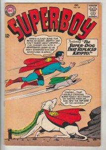 Superboy #109 (Dec-63) FN/VF+ High-Grade Superboy