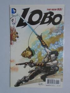 Lobo (2014 DC) #1 - 8.0 VF - 2014