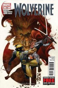 Wolverine #312 FN; Marvel | save on shipping - details inside