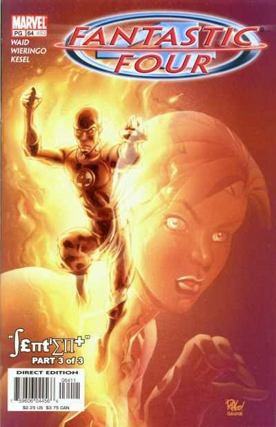 Fantastic Four (1998 series) #64, NM + (Stock photo)