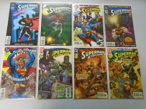 Action Comics Lot From #750-813 20 Different 8.0 VF (1999-2004)