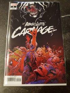 Absolute Carnage #5 (of 5) Land variant, Marvel 2019