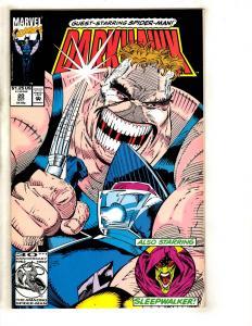 10 Darkhawk Marvel Comic Books # 20 21 22 23 24 25 26 27 28 29 Avengers DB11