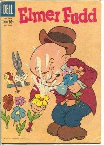 Elmer Fudd-Four Color Comics #1032-1959-Dell-Bugs Bunny-G/VG