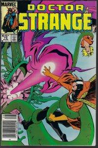 Doctor Strange #72 (Marvel, 1974) NM