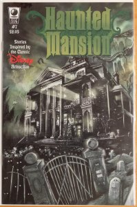 Haunted Mansion #7 (2007) Very Fine Near Mint 9.0 - RARE - First Series