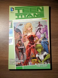 Teen Titans TP VOL 01: Blinded By the Light (2015) - Used, Like New