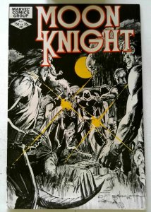 Moon Knight #21 Marvel 1982 NM- Bronze Age 1st Printing Comic Book